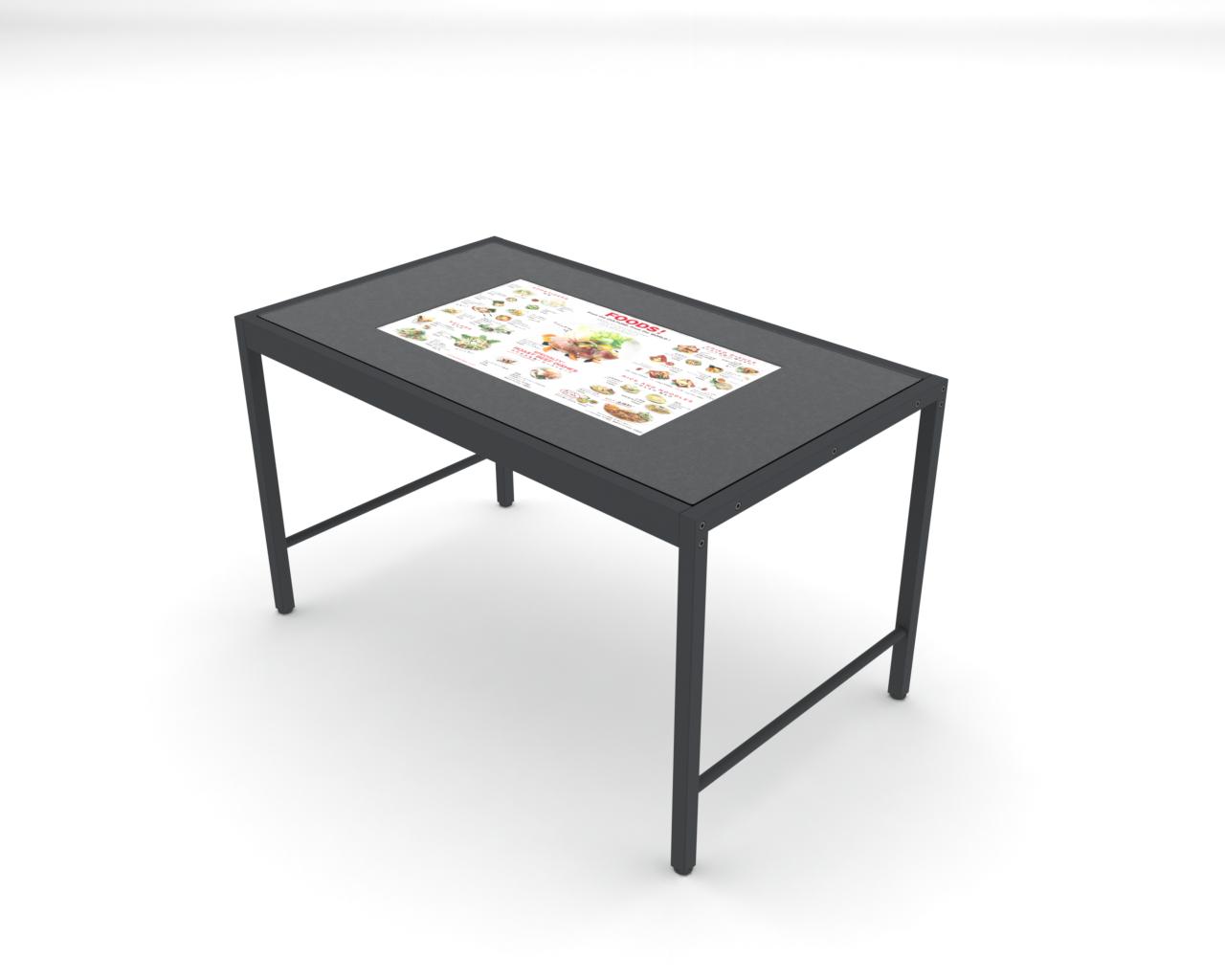 テーブル埋め込み型