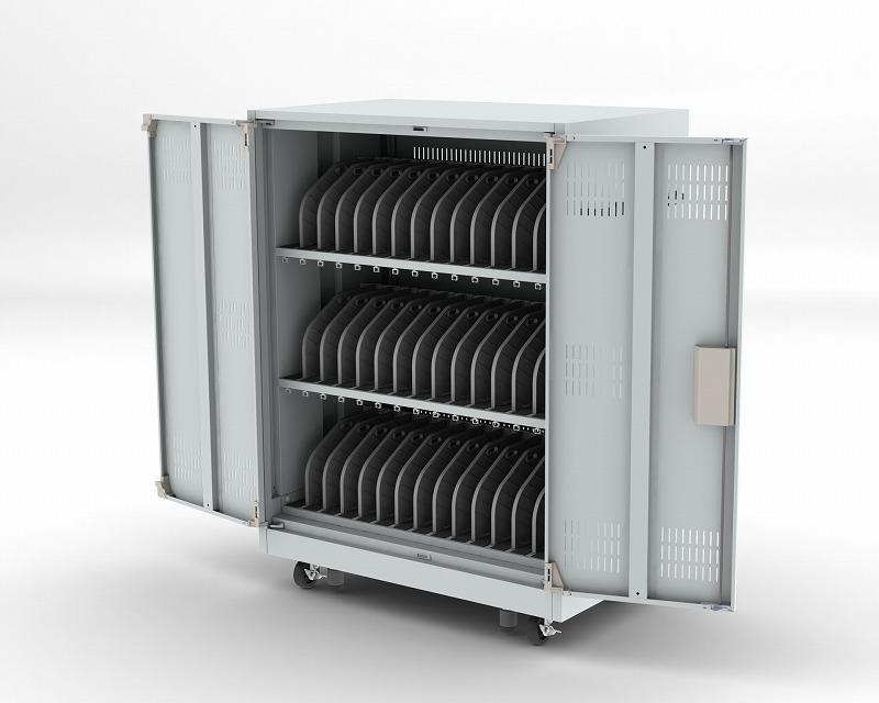 タブレットPC収納庫(45台用)